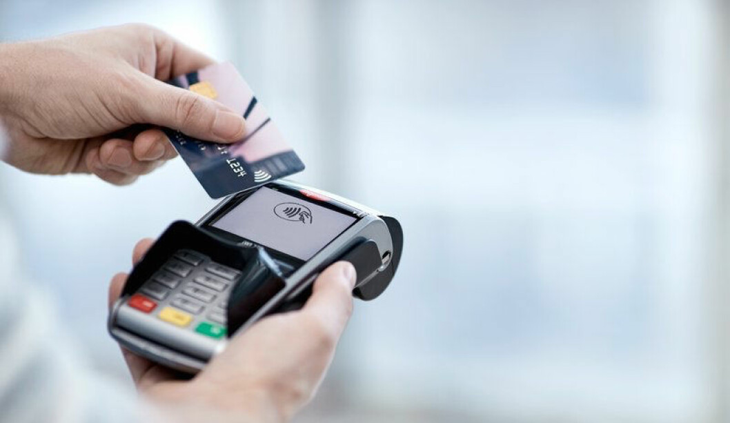 Bankkort med BankAxept ble benyttet nesten 1,66 milliarder ganger i 2019. (Foto: Nets)
