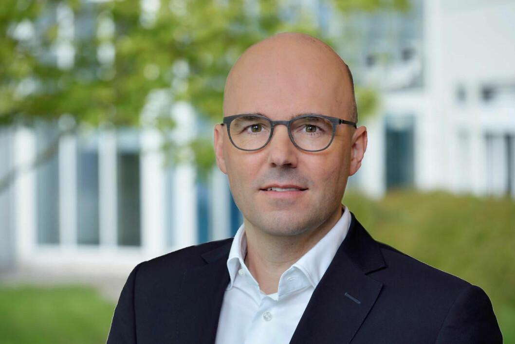 Robert Hoffmann, CEO for Nets Merchant Services (Foto: Nets)