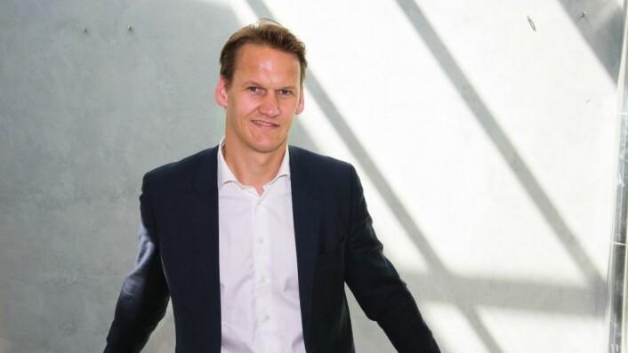 Hans Jørgen Mørland er adm. dir. i Scala Eiendom.