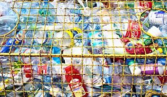 Investerer 18 mrd i gjenvinnbar plast for mat