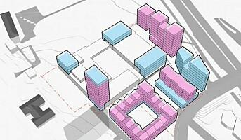Citycon vil utvikle Linderud Senter