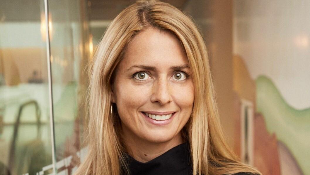 Helena Helmersson rykker opp og blir ny adm. dir. i H&M.