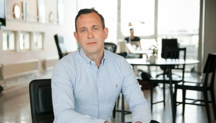 Tobias Lindh er Norden- & Baltikumsjef i Adyen