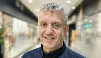 Senterleder Lars Heirsaunet