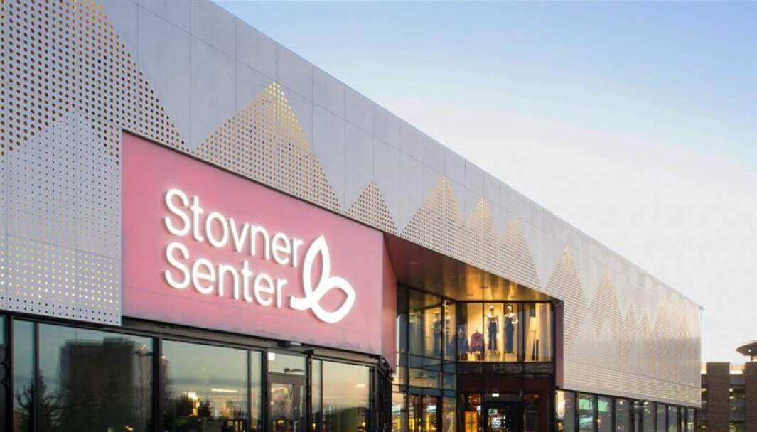 Bydelssentrene har klart seg bedre enn sentrene i sentrum. Ill. foto fra Stovner Senter.