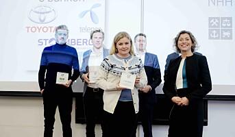 Stormberg er Norges fremste på sosiale innovasjoner