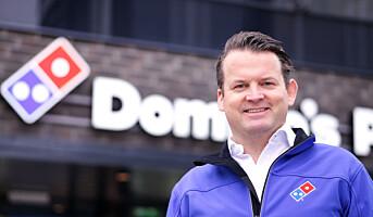 Gründere kjøper opp Domino's Pizza