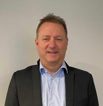 Ole Petter Harv er IT-direktør i Europris. Foto: Europris