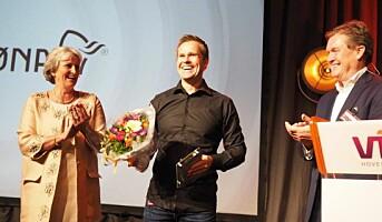 Espen Falck Engelstad ny toppsjef i Brav