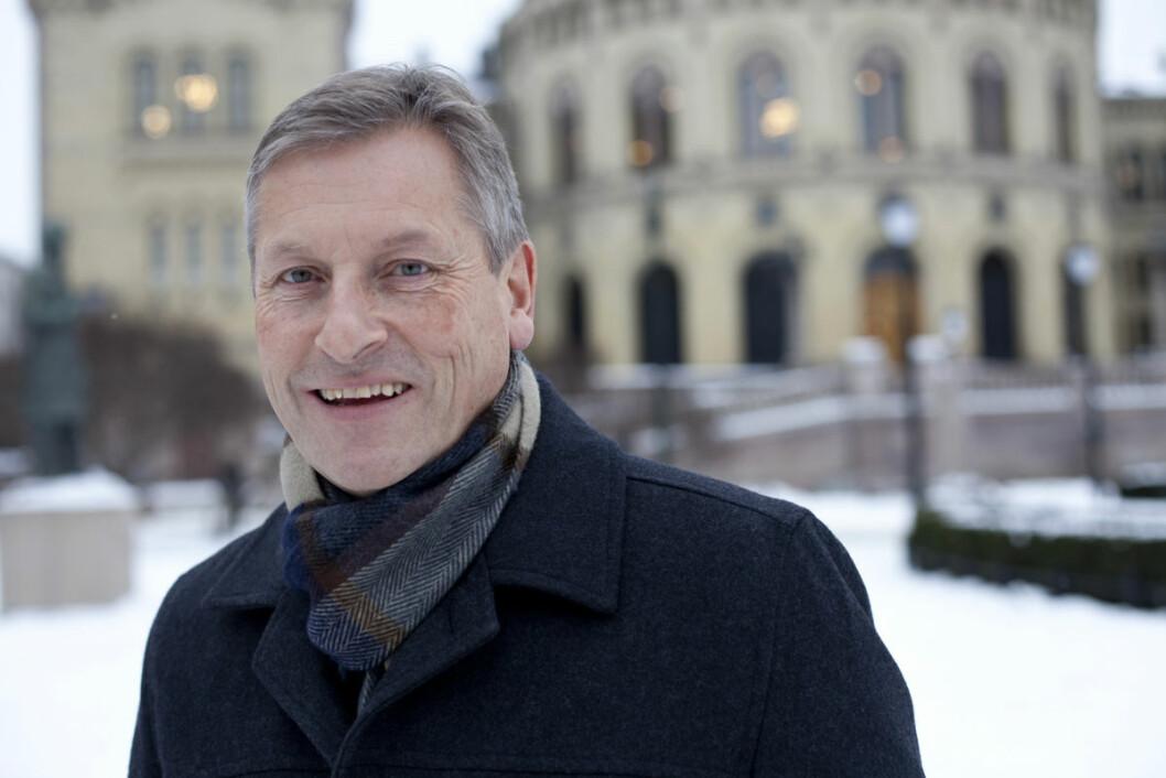 Adm. dir. Bjørn Næss i Oslo Handelsstands Forening