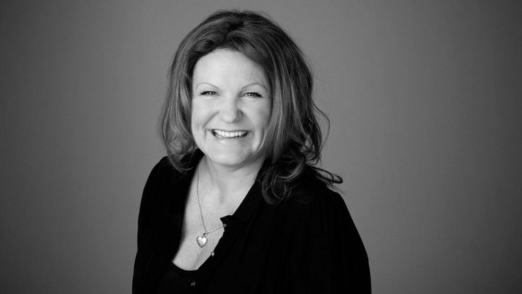 Birgitte Horn trigges av interaksjonen mellom kunden, varen og butikken, sier hun.