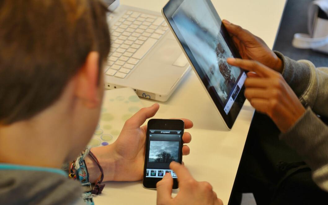 TIL VESTLANDET: Humac åpner butikk i Åsane storsenter og skal tilby bergensere Apple-produkter. Foto: Colourbox