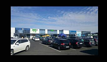 Åpnet Telemarks største KIWI-butikk