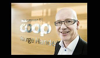 Coop fornøyd med tap på 1,3 milliarder
