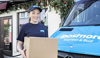 PostNord lanserer ekspresstjeneste i Bergen