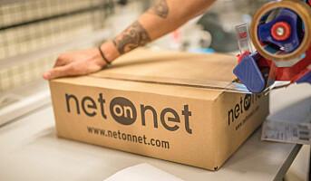 SIBA-butikker endres til 'NetOnNet lagershoper'