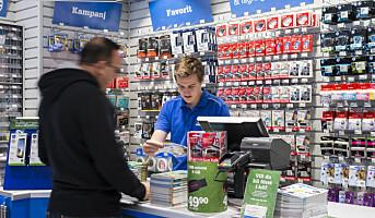 Kjell & Company åpnet butikk nummer 100