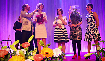 Tolv priser delt ut på Retail Awards i Stockholm