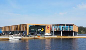 Suksessåpning for AMFI i Farsund