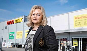 Byggmax dobler antall butikker i Norge