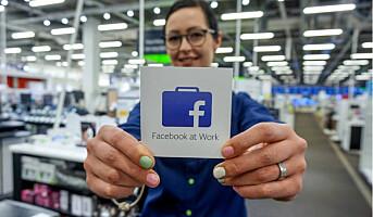 Elkjøp tar i bruk Facebook at Work