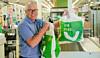 KIWI med mer miljøvennlige bæreposer