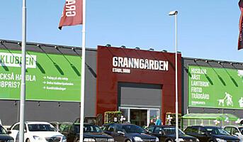 Felleskjøpet kjøper 108 butikker i Sverige
