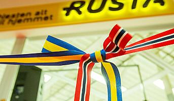 Rusta går inn i Tyskland