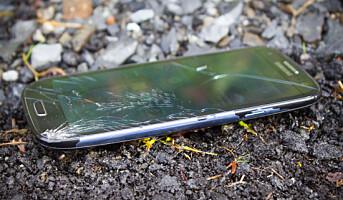 Nordmenn ødelegger nesten en million mobiler årlig