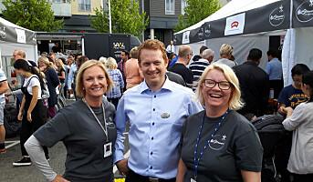 Vellykket matfestival på Strømmen