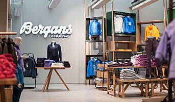 Bergans åpnet flaggskipbutikk