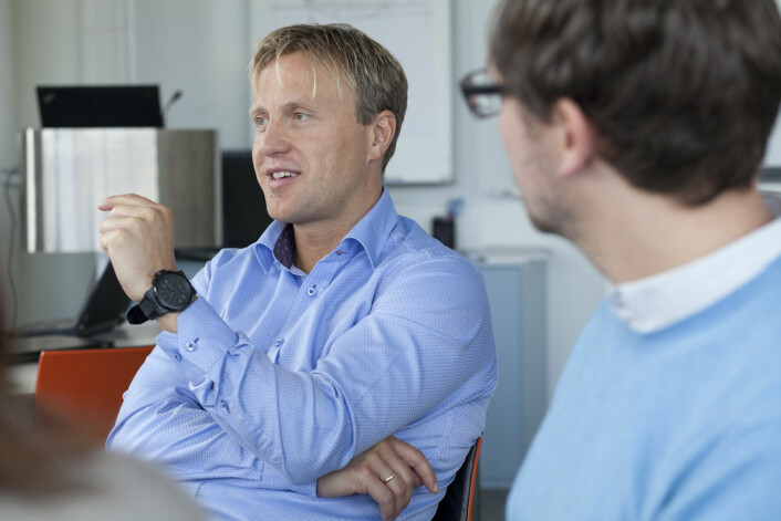 Endre Guriby,ansvarlig for Retail og varehandel i Euro Business School.