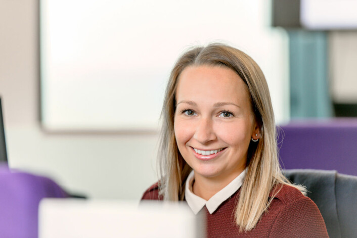 Bettine Helland, spesialist på kundetilfredshetsundersøkelser i Euro Business School.
