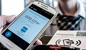 Nytt MobilePay-samarbeid