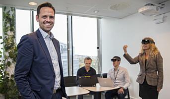Åpner innovasjonslab i Oslo