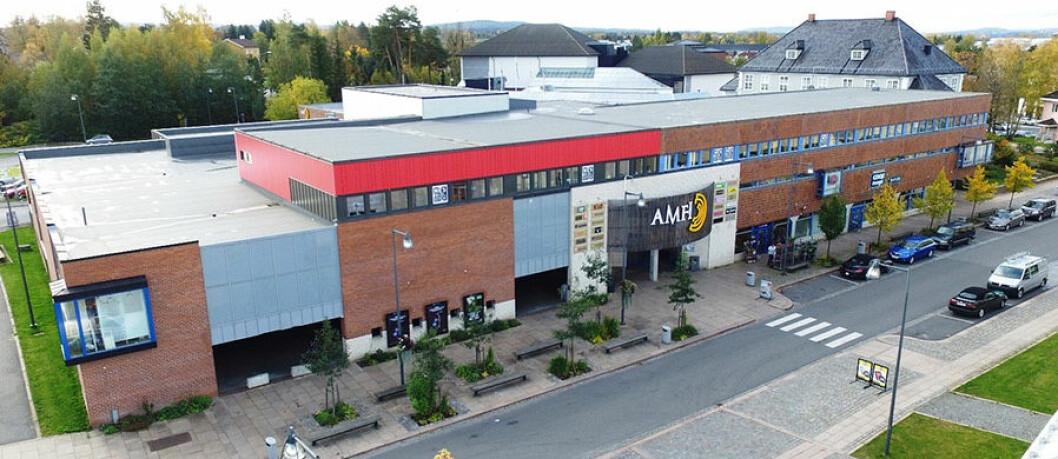 Vinnerbutikken holder til i Amfi Årnes. (Foto: Thon Eiendom)