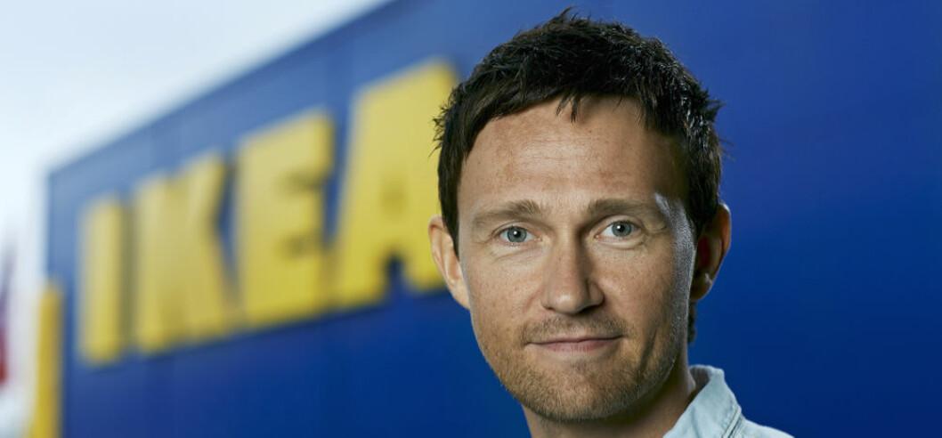 Jan Christian Thommesen (Foto: IKEA)