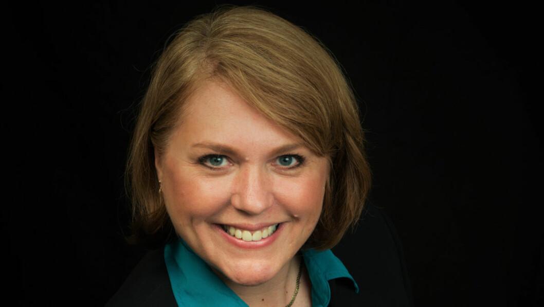 Trish Young, leder for seksjonen Business Consulting for detaljhandel, forbruksvarer og reiseliv i Cognizant UK og Irland.