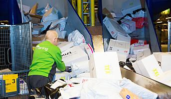 Pakkerekord for Posten og Bring