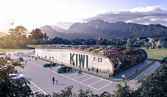 Åpner miljøvennlig arkitektperle
