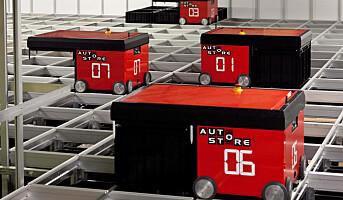 Milliardgevinst på salg av Autostore