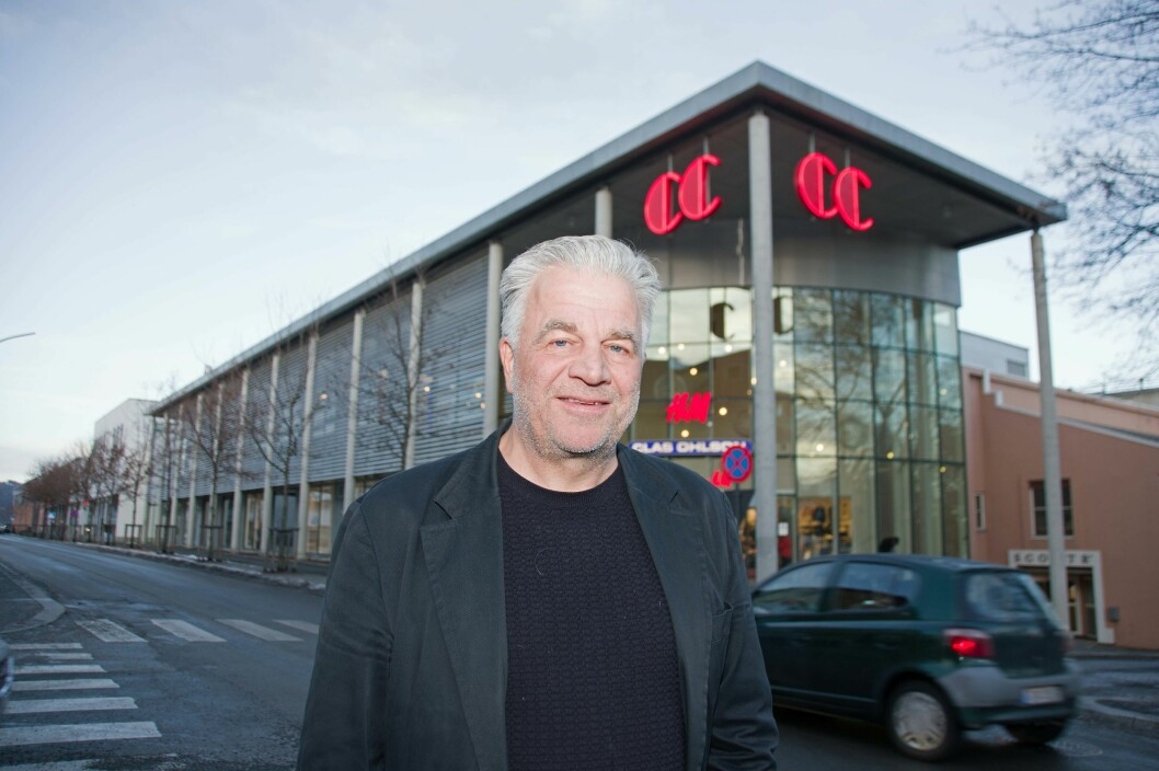 Rolf B. Hodt er daglig leder i Scootr Reklamebyrå.