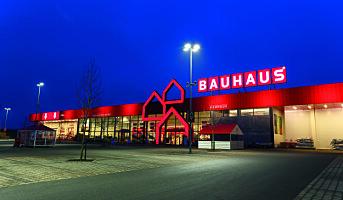 Bauhaus runder ett år med nettbutikk