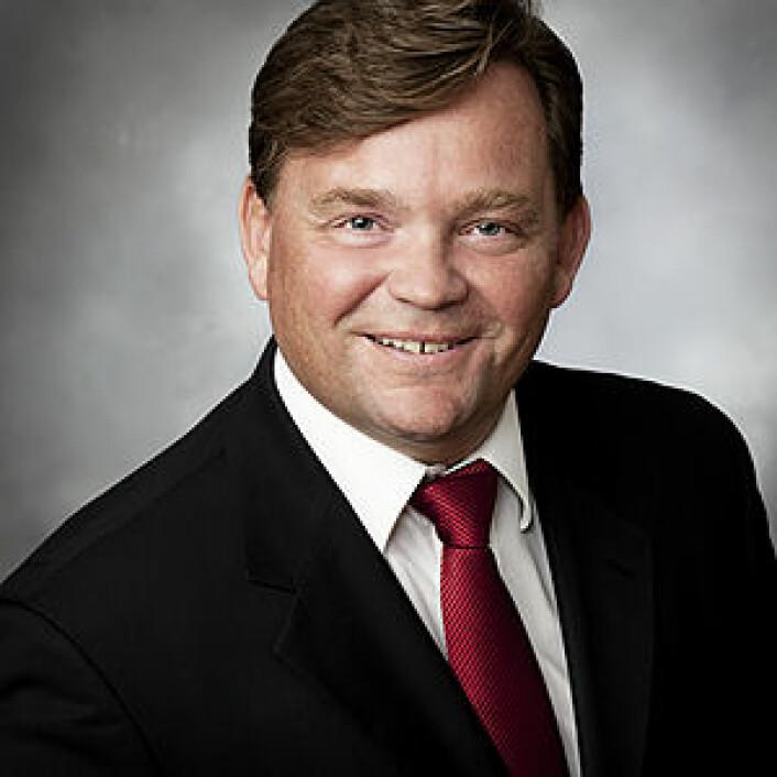 Jonas Ideström i FranchiseArkitekt