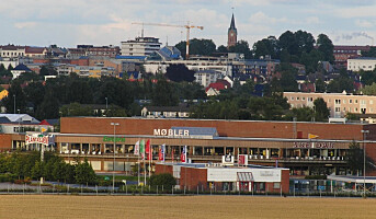 Kjøpesenter i Sarpsborg til salgs