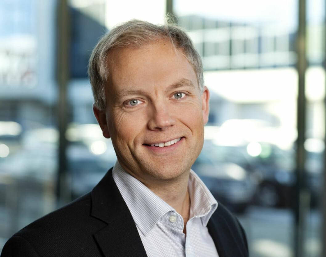Harald Frigstad slutter etter 20 år i MøllerGruppen. (Foto: Møller Bil)