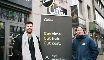 Utfordreren Cutters ryster frisørbransjen