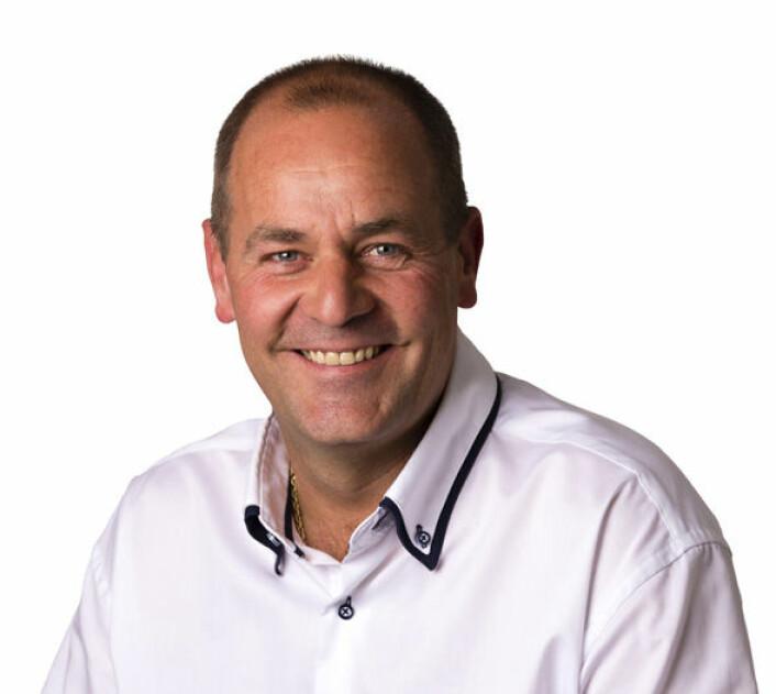 Teknisk sjef Ole Herredsvela på Strømmen Storsenter er prosjektleder for et spennende pilotprosjekt som kan få konsekvenser for alle norske kjøpesentre av en viss størrelse. Foto: Strømmen Storsenter