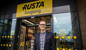 Rustas nye norgessjef