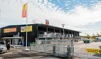 Byggmax etablerer seg på Bryne